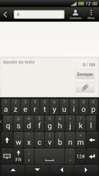 HTC One S - Contact, Appels, SMS/MMS - Envoyer un MMS - Étape 5