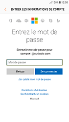 Samsung Galaxy J5 (2017) - E-mail - Configuration manuelle (outlook) - Étape 8