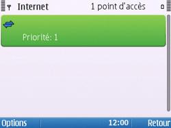 Nokia E5-00 - Internet - Configuration manuelle - Étape 12