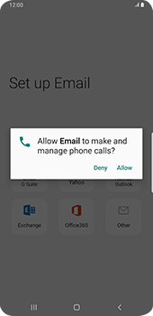 Samsung galaxy-s9-plus-android-pie - E-mail - Manual configuration (outlook) - Step 11