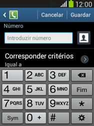 Samsung Galaxy Pocket Neo - Chamadas - Como bloquear chamadas de um número -  9