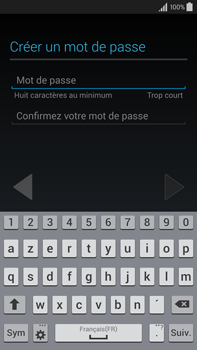 Samsung Galaxy Note 4 - Premiers pas - Créer un compte - Étape 14