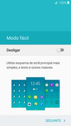Samsung Galaxy A3 A310F 2016 - Primeiros passos - Como ligar o telemóvel pela primeira vez -  15