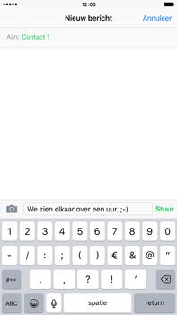 Apple iPhone 6 Plus iOS 9 - MMS - Afbeeldingen verzenden - Stap 7