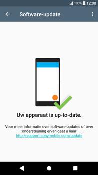 Sony Xperia L2 - Software update - update installeren zonder PC - Stap 6