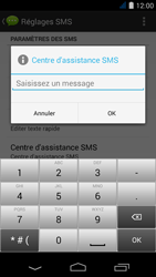 Acer Liquid Jade S - SMS - Configuration manuelle - Étape 9