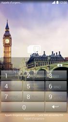 Huawei Ascend P7 - Device maintenance - Effectuer une réinitialisation logicielle - Étape 6