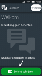 Doro 8031 - SMS en MMS - Handmatig instellen - Stap 5