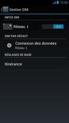 Acer Liquid E2 - Internet - Configuration manuelle - Étape 5