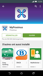 HTC One M9 - Applications - MyProximus - Étape 10