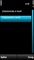 Nokia X6-00 - E-mail - e-mail instellen: POP3 - Stap 25