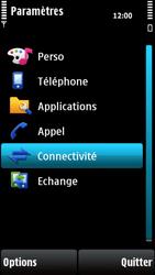Nokia X6-00 - MMS - configuration manuelle - Étape 5