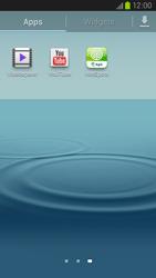 Samsung I9300 Galaxy S III - WiFi - KPN Hotspots configureren - Stap 3