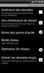HTC A8181 Desire - MMS - Configuration manuelle - Étape 6