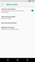 LG Nexus 5X - Android Oreo - Réseau - Activer 4G/LTE - Étape 8