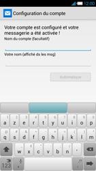 Bouygues Telecom Ultym 4 - E-mails - Ajouter ou modifier un compte e-mail - Étape 19