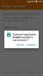ZTE Blade V8 - E-mail - Configuration manuelle (yahoo) - Étape 5