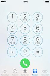 Apple iPhone 4 S iOS 9 - SMS en MMS - Handmatig instellen - Stap 3