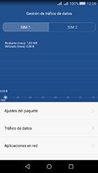 Huawei Y5 II - Internet - Ver uso de datos - Paso 4