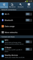 Samsung I9505 Galaxy S IV LTE - MMS - Manual configuration - Step 4