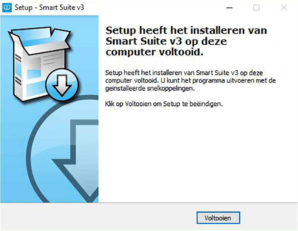 Acer Liquid M330 - Software - Download en installeer PC synchronisatie software - Stap 10