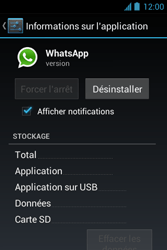 Bouygues Telecom Bs 351 - Applications - Supprimer une application - Étape 6