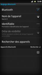 Sony LT26i Xperia S - Bluetooth - connexion Bluetooth - Étape 10