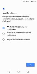 Huawei Y5 (2018) - Sécuriser votre mobile - Activer le code de verrouillage - Étape 10