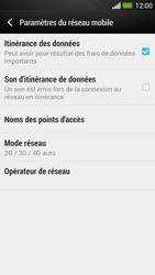 HTC One - Internet et connexion - Activer la 4G - Étape 7