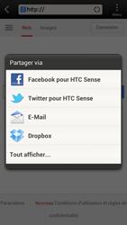 HTC One S - Internet et connexion - Naviguer sur internet - Étape 22
