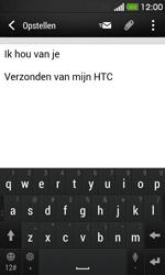 HTC Desire 500 - E-mail - Hoe te versturen - Stap 10