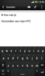 HTC Desire 500 - E-mail - E-mail versturen - Stap 10