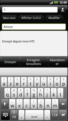 HTC Z710e Sensation - E-mail - envoyer un e-mail - Étape 6