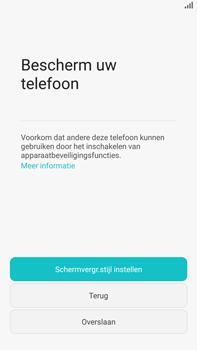 Huawei Mate S - Toestel - Toestel activeren - Stap 25