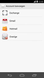 Huawei Ascend P7 - E-mail - Account instellen (POP3 zonder SMTP-verificatie) - Stap 5