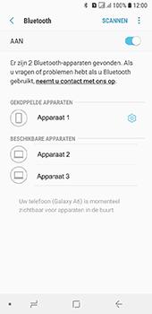 Samsung galaxy-a6-sm-a600fn-ds - Bluetooth - Headset, carkit verbinding - Stap 9