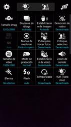 Samsung G900F Galaxy S5 - Funciones básicas - Uso de la camára - Paso 9