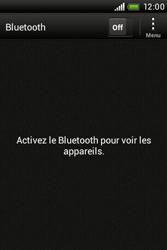 HTC A320e Desire C - Bluetooth - Jumeler avec un appareil - Étape 5