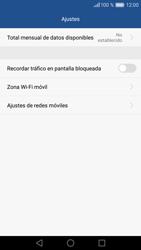 Huawei P9 Lite - Internet - Ver uso de datos - Paso 6