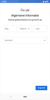 Nokia 3-1-plus-dual-sim-ta-1104-android-pie - Applicaties - Account aanmaken - Stap 8