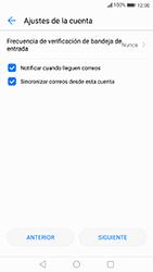 Huawei P10 Lite - E-mail - Configurar correo electrónico - Paso 18