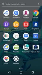 Sony Xperia XZ (F8331) - Photos, vidéos, musique - Créer une vidéo - Étape 3