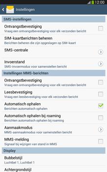 Samsung T315 Galaxy Tab 3 8-0 LTE - MMS - probleem met ontvangen - Stap 7