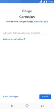 Nokia 5.1 - Applications - Créer un compte - Étape 5