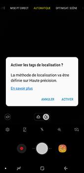 Samsung Galaxy A7 2018 - Photos, vidéos, musique - Prendre une photo - Étape 6