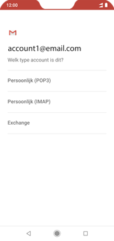 Xiaomi mi-a2-lite-dual-sim-m1805d1sg - E-mail - Account instellen (IMAP zonder SMTP-verificatie) - Stap 10