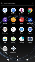 Sony xperia-xa1-g3121-android-oreo - Contacten en data - Contacten overzetten via Bluetooth - Stap 3