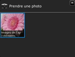 BlackBerry 9720 Bold - Mms - Envoi d