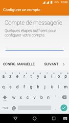 Wiko U-Feel Lite - E-mail - Configuration manuelle - Étape 11