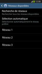 Samsung C105 Galaxy S IV Zoom LTE - Réseau - utilisation à l'étranger - Étape 11